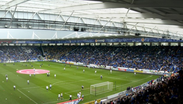 Leicester stadion