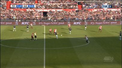 Toornstra maakt Feyenoord beter 1