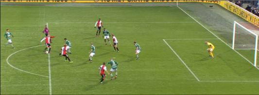 Toornstra maakt Feyenoord beter