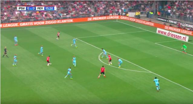 Feyenoord speelt compact klassieker