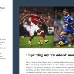 Mackay Analytics football analytics