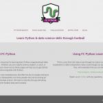 fc python football analytics