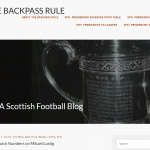 the backpass rule football analytics