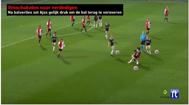 Bekerfinale Ajax analyse 5