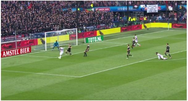 Bekerfinale Willem II - Ajax Analyse 11