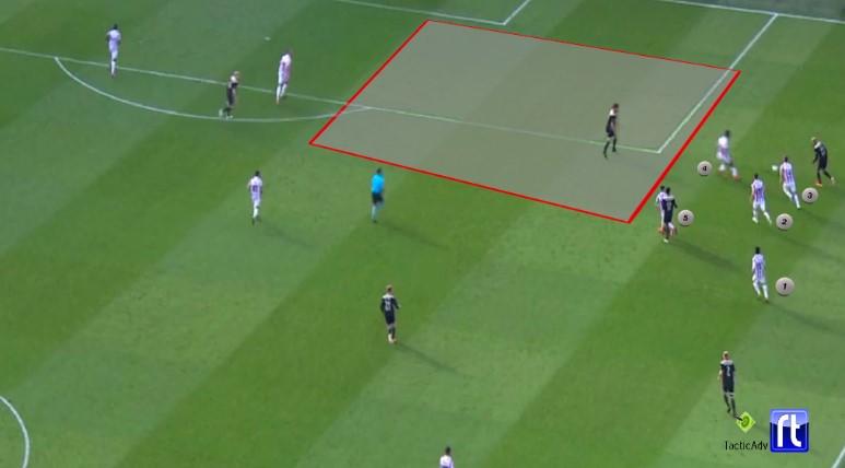 Bekerfinale Willem II - Ajax Analyse 8