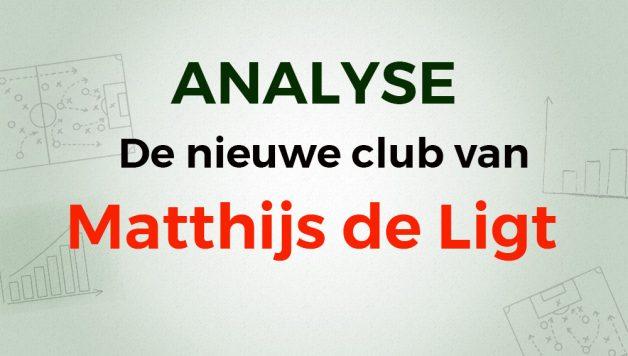 Nieuwe club Matthijs de Ligt