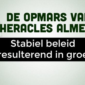 Heracles opmars