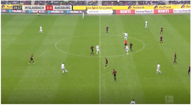 Borussia Mönchengladbach Marco Rose Analyse 11