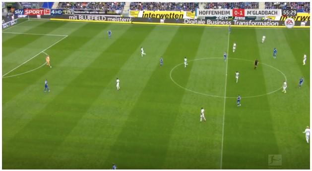 Borussia Mönchengladbach Marco Rose Analyse 13