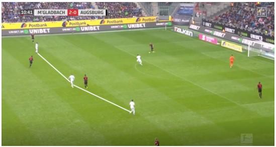 Borussia Mönchengladbach Marco Rose Analyse 5
