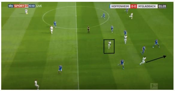 Borussia Mönchengladbach Marco Rose Analyse 7