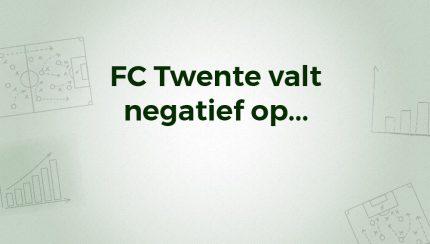 fc twente valt negatief op