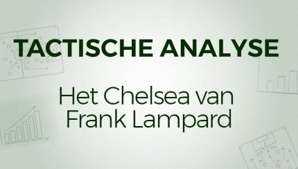 Chelsea tactiek lampard