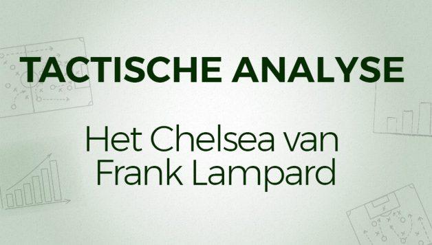 Chelsea tactiek lampard