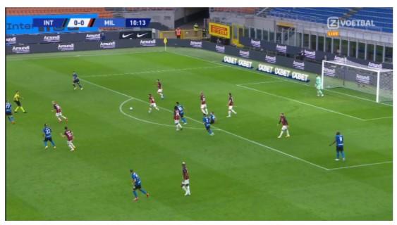 nabeschouwing Inter AC Milan 5