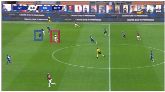 nabeschouwing Inter AC Milan 7