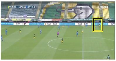 Vitesse aanval top 16