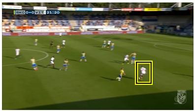 Vitesse aanval top 5