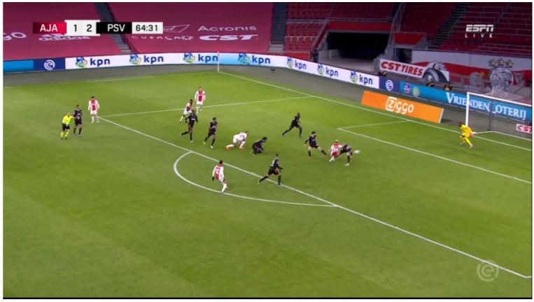 Ajax Psv Nabeschouwing Eredivisie 7