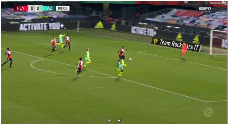 Analyse Feyenoord Az 10