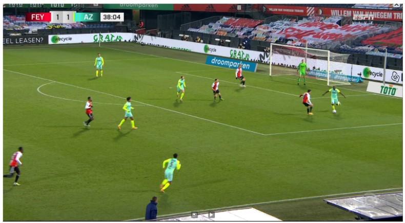 Analyse Feyenoord Az 7