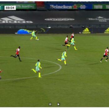 Analyse Feyenoord Az 9