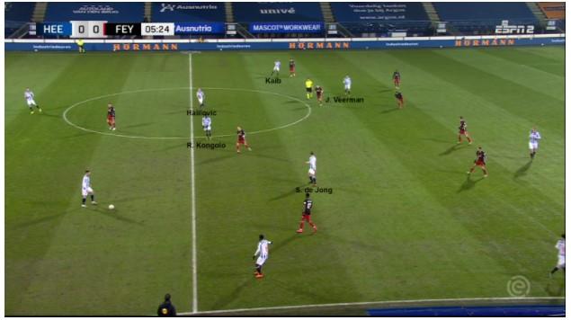 Heerenveen Feyenoord 1