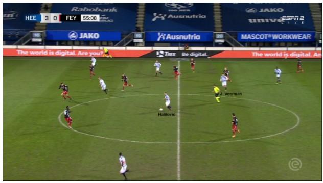 Heerenveen Feyenoord 6
