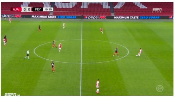 Tactische Analyse Ajax Feyenoord 3