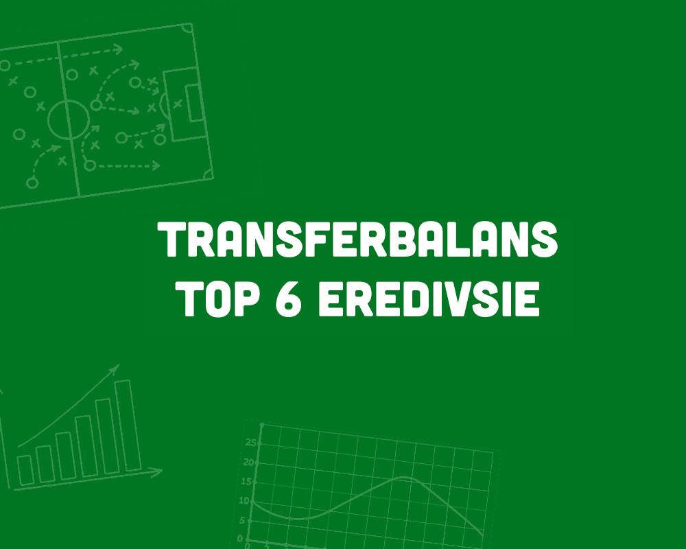 transferbalans eredivisie header